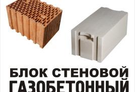 Купить газобетон в Оренбургской области с доставкой на объект.