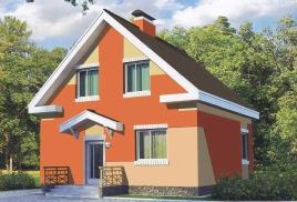 Предоставляем проекты домов